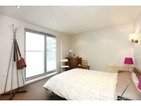 ULTRA MODERN 1 BED flat in PRIVATE DEVELOPMENT with PRIVATE TERRACE and GREAT VIEWS