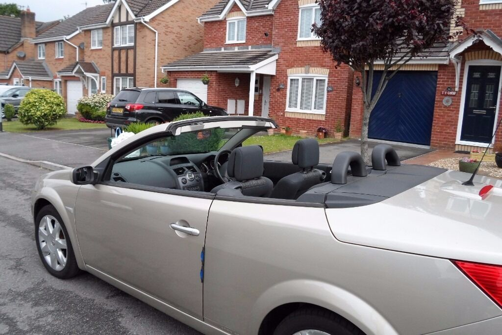 renault megane dynamique karman cabriolet 2007 manual in port talbot neath port talbot gumtree. Black Bedroom Furniture Sets. Home Design Ideas