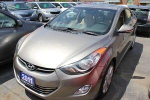 2011 Hyundai Elantra Limited w/Nav