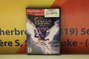 Jeux Spyro -PS2 - Instant Comptant-