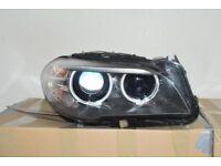 BMW F10 F11 5 Series LCI Headlight Bi Xenon Complete Driver Side 731713411