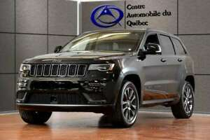 2018 Jeep Grand Cherokee HIGH ALTITUDE CUIR TOIT-PANO NAV HITCH