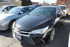 2015 Toyota Camry LE Previous Rental