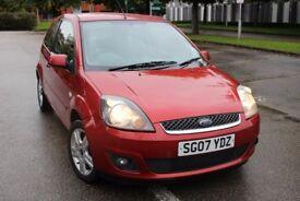 Ford Fiesta 1.25 Zetec Climate 3dr++BRAND NEW CLUTCH++HPI CLEAR++PART S/H++2 KEYS++12 MONTHS MOT
