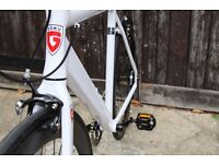 Special Offer Aluminium Alloy Frame Single speed road bike fixed gear racing fixie bicycle hh