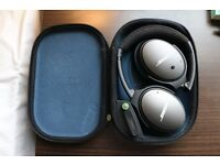 Bose QC25 with Lightning Adapter