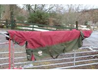 Weatherbeeta freestyle landa turnout rug