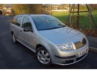 2006 Skoda Fabia Classic TDI Estate 1.4 Diesel 5dr, 1 Owner From New, HPI Clear, 12 Month MOT