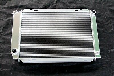 3 ROWSCORES All ALUMINUM RADIATOR FIT 78 79 93 FORD MUSTANG MANUAL