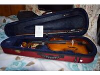 Stentor 2 violin AS NEW