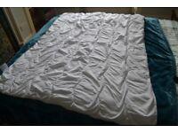 John Lewis cotbed bedding - duvet