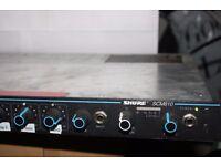 Shure SCM810E 8 Channel Automatic Mixer