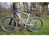 GT mountain bike aggressor xc3
