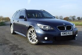 BMW 5 Series 520d Msport Business Edition Touring 5dr