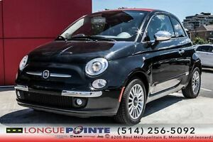 2013 Fiat 500C Lounge +AUTOMATIQUE