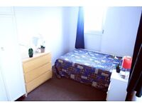 SPACIOUS AND TIDY DOUBLE ROOM FOR SINGLE USE IN TUFNELL PARK 5 MIN FROM STATION!!//203B