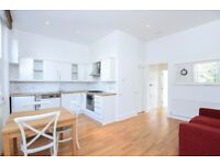A lovely Victorian conversion first floor flat, situated on a quiet residential street in Fulham