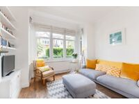 Stunning two bedroom property with a private garden in the heart of Kensal Rise.