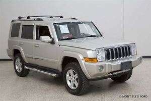 2009 Jeep Commander Limited *NO ADMIN FEE, FINANCING AVALAIBLE W
