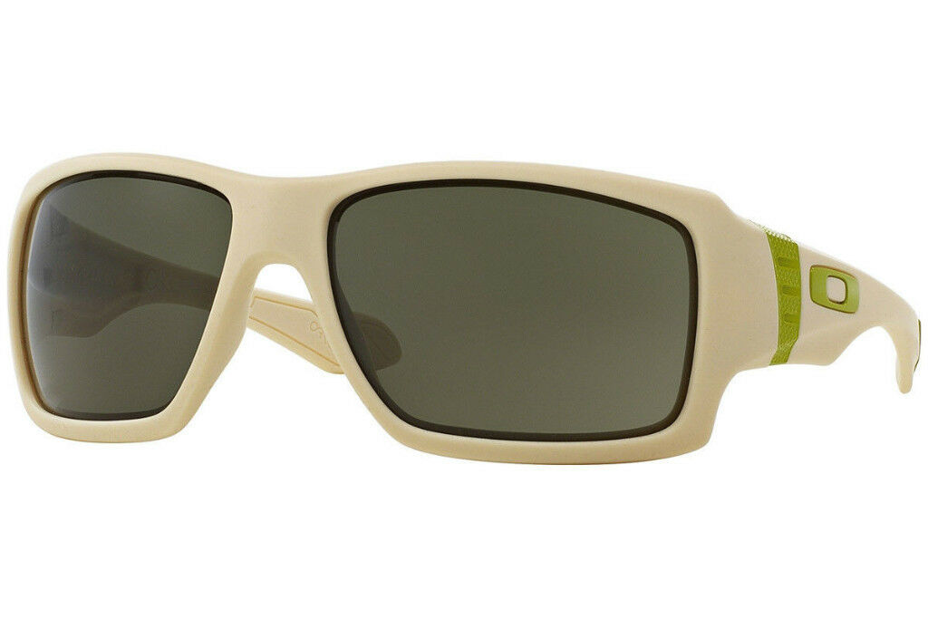3ec1400342d new Oakley Big Taco OO9173-07 Oversized Sunglasses