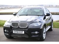 For sale BMW X6, 2008, 35D (Twin Turbo), 3.0 Diesel
