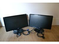 "ViewSonic Double-Screens (21.5"")"