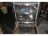 Bosch SMS69L02GB 60cm Logixx Dishwasher 3 levels pick up gosport po12 NO TEXTING