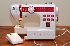 E & R CLASSIC NT22 SEWING MACHINE