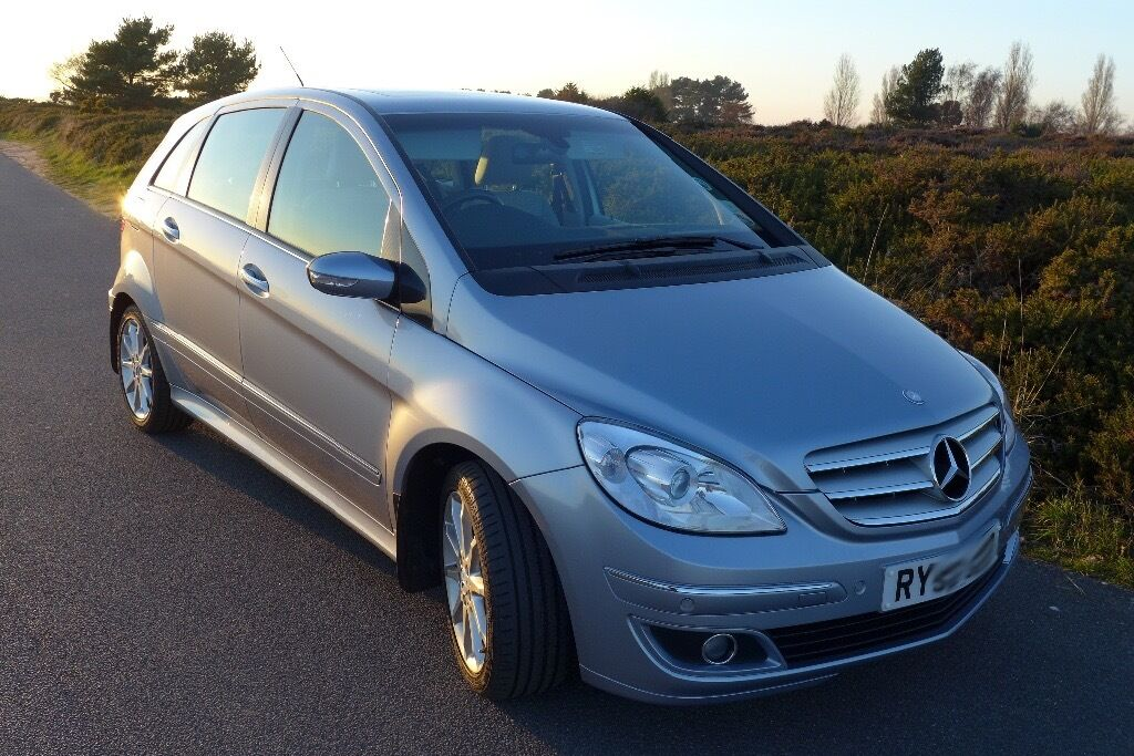 mercedes b2 200 se cvt auto very low mileage immaculate