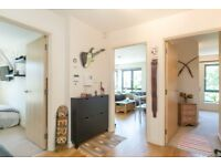 Bright two bedroom apartment