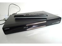 Humax PVR-9300T Freeview+ Recorder TV Box, 320GB Hard Drive, Twin Tuner Digital TV & Remote