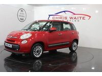 FIAT 500L MULTIJET LOUNGE (red) 2013