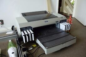 Epson Stylus Pro 4000 - A2 Large Format Printer - Fully working, great condition