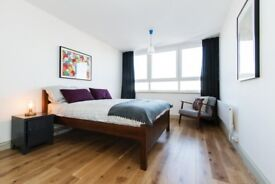 Great Double Rooms near Mile End Station. £115 per week. Location, Price & People!!!