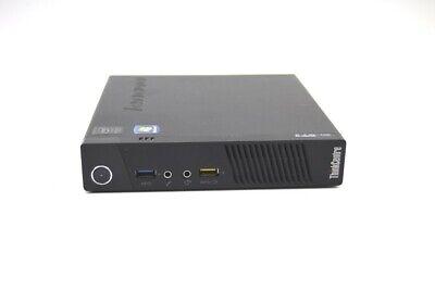 Lenovo ThinkCentre M93p Tiny PC Core i5 4570T 8GB RAM 128GB SSD Win7 Desktop