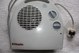 Electric fan heather- Dimplex 2kW