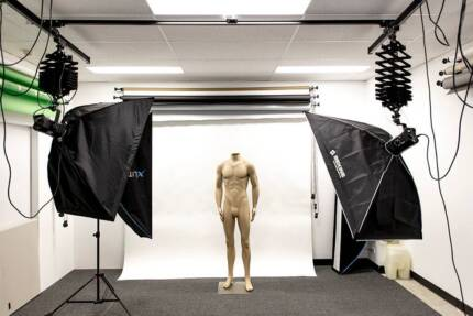 Modern Photography Studio for Hire