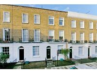 GEORGIAN WHOLE HOUSE-KINGS CROSS-EUSTON -3-4 BEDROOMS-MUST SEE!!