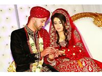 Asian Wedding Photography Videography London / Muslim, Hindu, Sikh Photographer Videographer *£199
