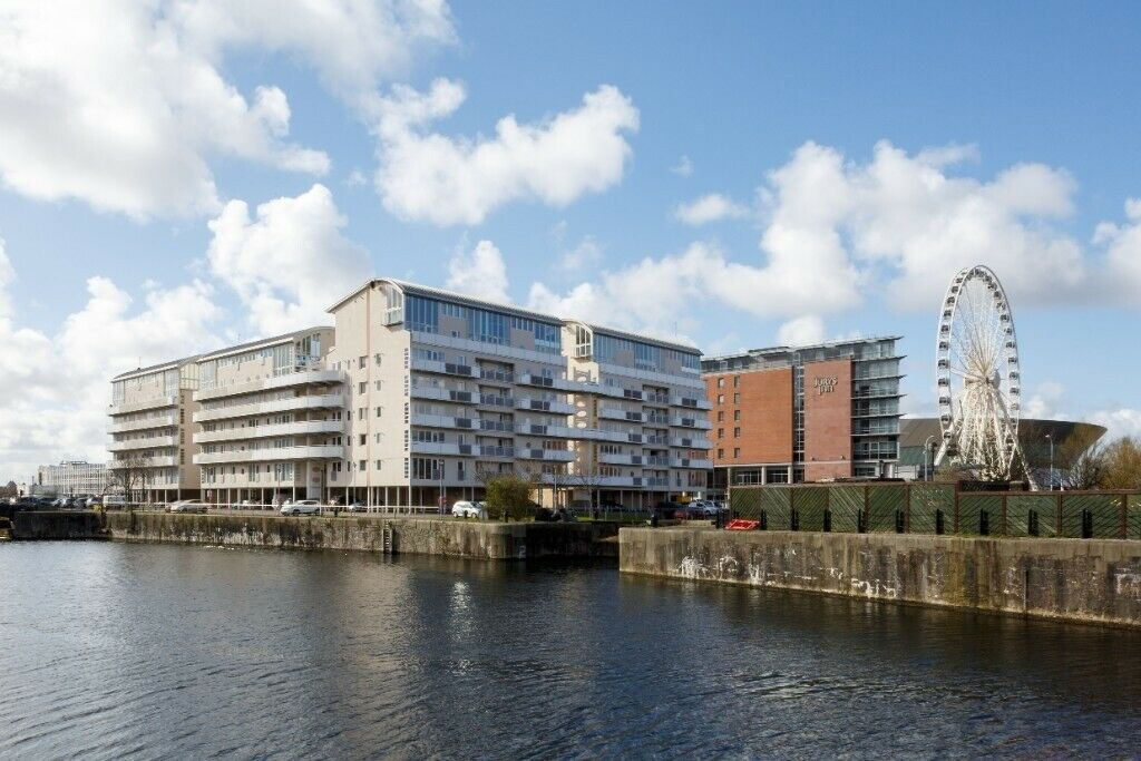 2 Bedroom Apartment - Liverpool Docks | in Liverpool City ...