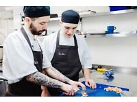 Get Started with Cooking for Ages 16-25 - FREE course + gain 2 qualifications!