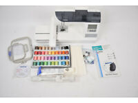 Brother Innov-is 750E Embroidery Domestic Sewing Machine, Great For Craft Or Fashion Brand