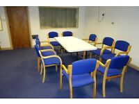 Meeting room / Office space to hire by the day. Completely private with own kitchen / toilet