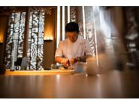 Commis Chef - Sake no Hana