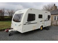 2011 Bailey Orion 5 Berth Family Caravan with Triple Bunks. Awning Included. for sale  Aberdeenshire