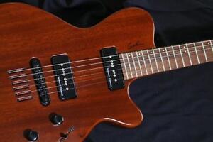 Guitare électrique Godin LG ** En ACAJOU  **