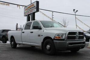 2010 Dodge Ram 2500 SLT*BAS KM*A/C*CRUISE*BOÎTE 8'*TOMMY GATE