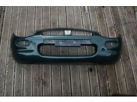 MGF Front & Rear Bumper Covers Metallic Green