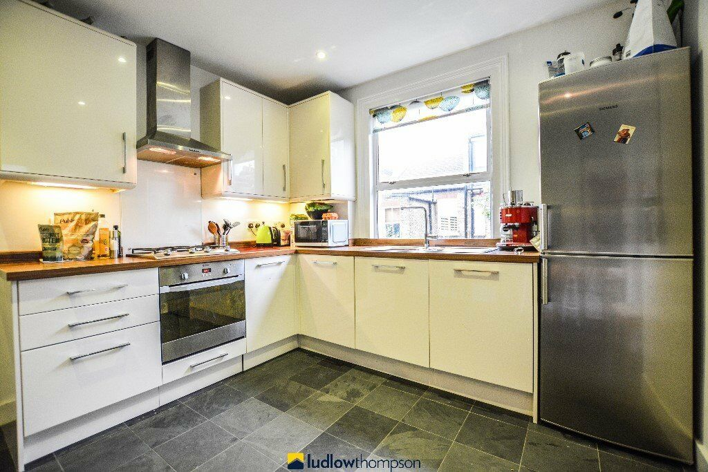 Immaculate First Floor Period Maisonette With Private Garden - SW17