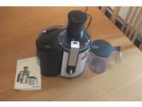 Philips HR1861 Whole Fruit Juicer - Excellent Product, Excellent Price